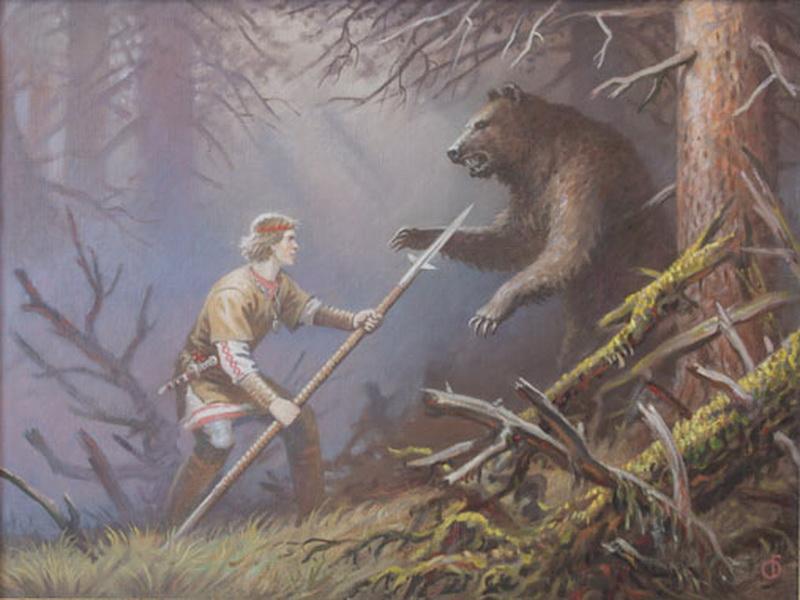 Экспозиции: Б. Ольшанский Веков минувших эхо