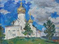 Коломенское. 1980-е г.г