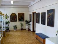Выставка икон и предметов православного культа
