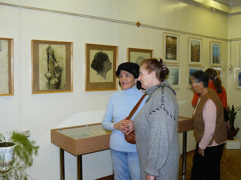 Экспозиции: Персональная выставка Виталия Балакина (С.-Петербург - Иркутск)