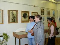 Персональная выставка Виталия Балакина (С.-Петербург - Иркутск)