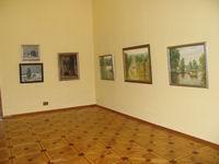 Выставка произведений соискателей премии ЦФО в области литературы и искусства за 2006 год