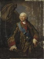 Неизвестный художник второй половины XVIII века. Портрет князя М.Н. Волконского.