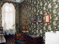Музей Шарифа Камала. Фрагмент экспозиции
