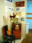 Экспозиции: Первый зал. Интерьер квартиры