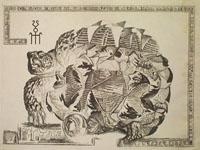 Дмитрий Плавинский, Священная Боспорская Черепаха, 1969