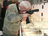 Открытие Современного музея каллиграфии. Москва, 2008