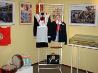 Фрагмент выставки Рожденные в СССР