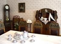 Фрагмент экспозиции второго этажа. Купеческая столовая. Фото Е. Караванова