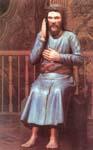 Христос в темнице. Начало 19 века.