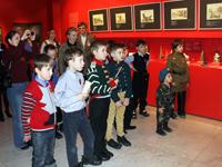 Музейный праздник День русского солдата