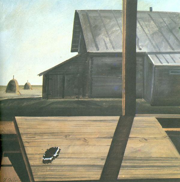 Экспозиции: Выставка произведений И. Обросова Есть целый мир в душе твоей…