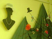 Выставка Дело в шляпе в Рыбинском музее. 2012 г.