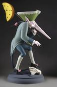 Экспозиции: Крыса с сыром. Михаил Шемякин - живопись, скульптура и графика в Новосибирском музее
