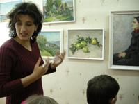 Выставка Валентины Кузиной