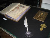 К истокам славянской письменности  в Кемеровском  краеведческом музее