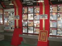 Фрагмент экспозиции Репресии 1930-50-х годов