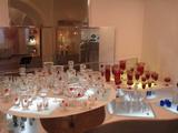 Выставка «В блеске хрустальных сервизов»