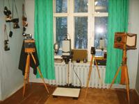 Экспозиция История фототехники