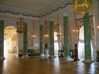 Большой дворец Павловска, Греческий зал