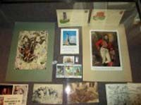 Фрагмент выставки Были люди в наше время