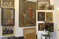 Я видел прекрасный сад... в Доме-музее Павла Кузнецова
