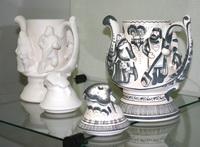 Выставка-продажа «Гжель» в Ставропольском музее-заповеднике