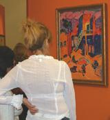 Теплые краски Армении в Третьяковской галерее