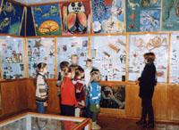 Зал беспозвоночных, Зоологический музей Самарского Государственного педагогического университета