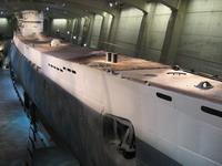 Экспозиции: U-505. Музей науки и промышленности, Чикаго