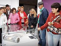Экскурсия в Современный музей каллиграфии. 2009