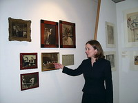 В Музее петербургского авангарда