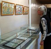 Н. Трегуб. Украинская песня в Зеленоградском музее