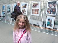Фотовыставка Детство в Музее Мирового океана