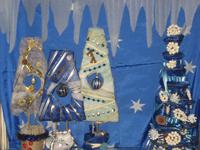 Новый год для ёлочки в Кемеровском областном краеведческом музее