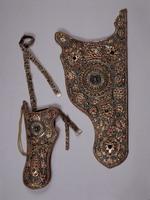 Саадак Большого наряда (налуч и колчан с поясом) Турция, Стамбул 1656 г.