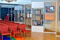 Зал истории образования России