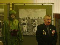 На выставке Рыбинск-Чернобылю. 25 лет катастрофы