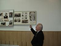 В новосибирском музее А.И. Покрышкина