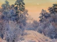 Экспозиции: Зимняя тишина