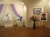 Выставка «Застывшее стекло – как форма жизни, мысли, бытия».
