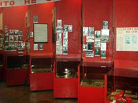Мемориал Славы. Фрагмент экспозиции