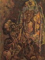Мудрец и Нищий (Беседа). 1970 - е