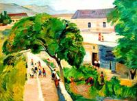 Сарьян Мартирос Сергеевич. 1880-1972. Июль. 1937. Х, м