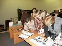 Выставка посвящена 85-летию со дня образования Пушкинского Заповедника