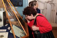 Международный День музеев. Посетители Музея имени Н.К.Рериха