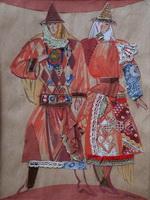 Стены древнего Кремля. 1983
