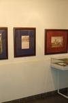 Часть экспозиции выставки Троице-Сергиева лавра в произведениях искусства XVII – XX вв.