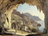 Катель Ф. Грот. Амальфи. 1818-1824. Холст, масло.