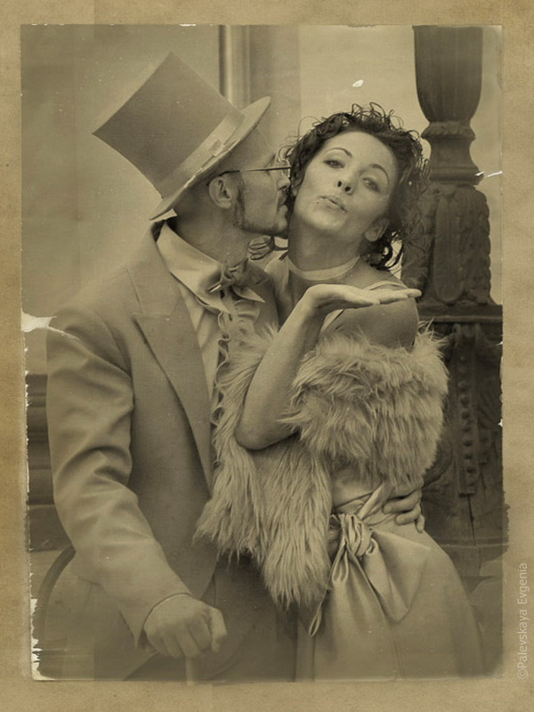 Экспозиции: Фотоконкурс История в поцелуях